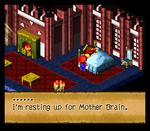 Samus Cameo - Super Mario RPG