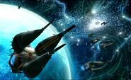Space pirate response-phaaze