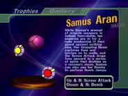 Samus Aran 3