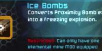 Ice Bombs