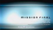 Mission Final (MP3)