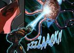 Phazon Beam MP1 comic
