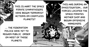 Space Pirate Sympathisers