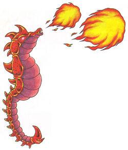 SuperMetroid Dragon