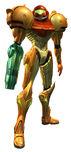 Samus Metroid Prime