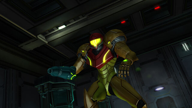File:Samus faces Queen Room MW Bioweapon Research Centre HD.jpg