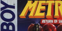 Metroid II: Return of Samus/Музыка