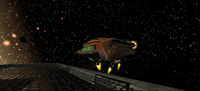 Samus's Gunship MP1 HD