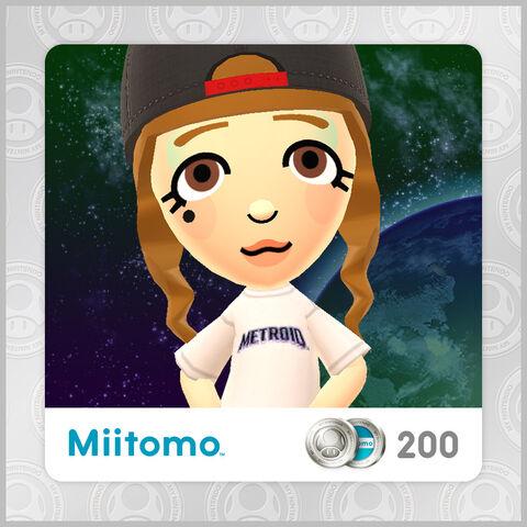 File:Miitomo Metroid logo shirt.jpg
