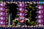 Charge Beam Worm1