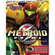 Metroid Prime Official Strategy Guide (Brady)
