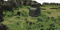 Biosphere Test Area