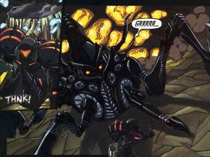 Metroid Prime Comic Exo