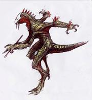 Reptilicus art 3