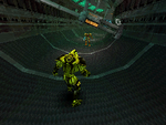 Kanden - Data Shrine 02 - First Encounter