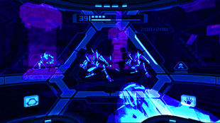Gamma scope image