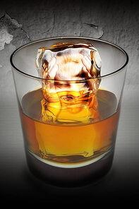 Serrice Ice Brandy Suggested Serving