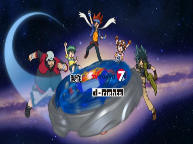 File:Cast of characters from the Metal Fight Beyblade Opening.png