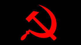Red Vengeance Flag