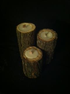 File:Wooden candle.jpg