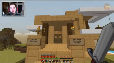 Casa de Sparklez 4