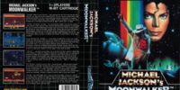 Michael Jackson's Moonwalker (console game)