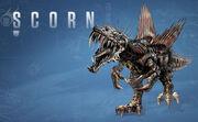 Dinobot Scorn