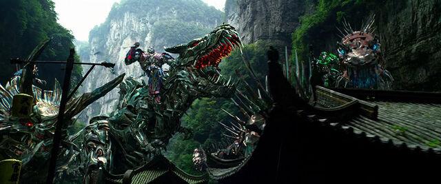 File:Dinobots ready for battle AOE.jpg