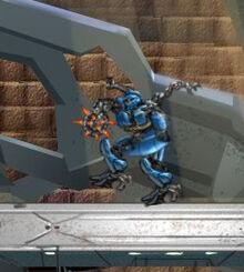 Bluedrone battleforthematrix