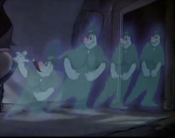 The Lonesome Ghosts