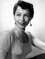 440px-June Foray 1952
