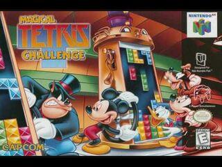Tetris challenge cover