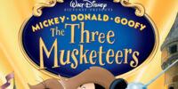 Mickey, Donald, Goofy: The Three Musketeers