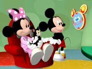 Mickeymousecrawllieacat