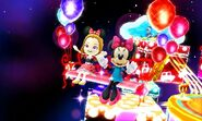 Mii and Minnie Mouse DF - DMW2