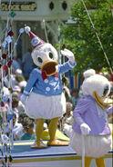Donald grandma parks