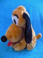 Pluto plush vintage