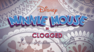 Clogged Title Card