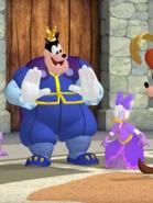 Princess Daisy Duck