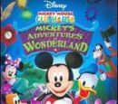 Mickey's Adventures in Wonderland (DVD)
