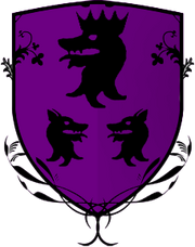 Wyvern Royal Coat of Arms