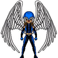Hawkgirl earth2