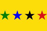 Bandera de la República de la Gran Guayana.png