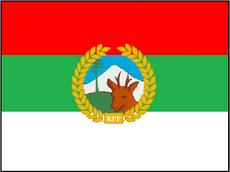 Bandera de la República Popular de Püdustan