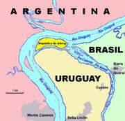 Arbruy Localização