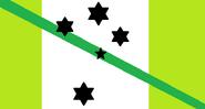 2nd national flag of cke