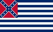 Cockatiel Empire Flag (Alternate)