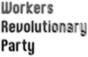 WorkersRevolutionaryPartyLogo