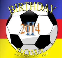 Birthday Bowl 2014 Logo