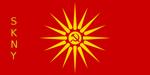 Flag of Socialist Kingdom of New York